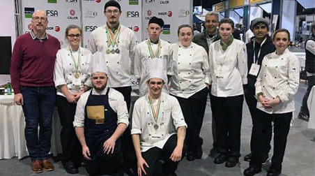 Chef Ireland Competitions