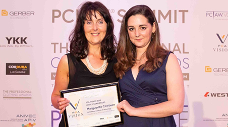 LYIT Student Highly Commended at the PCA Vision Competition