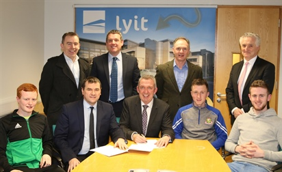 Second year of Memorandum of Understanding signed by LYIT and CLG Dhún na nGall