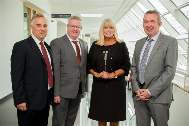LYIT President Welcomes Passing of TU Bill